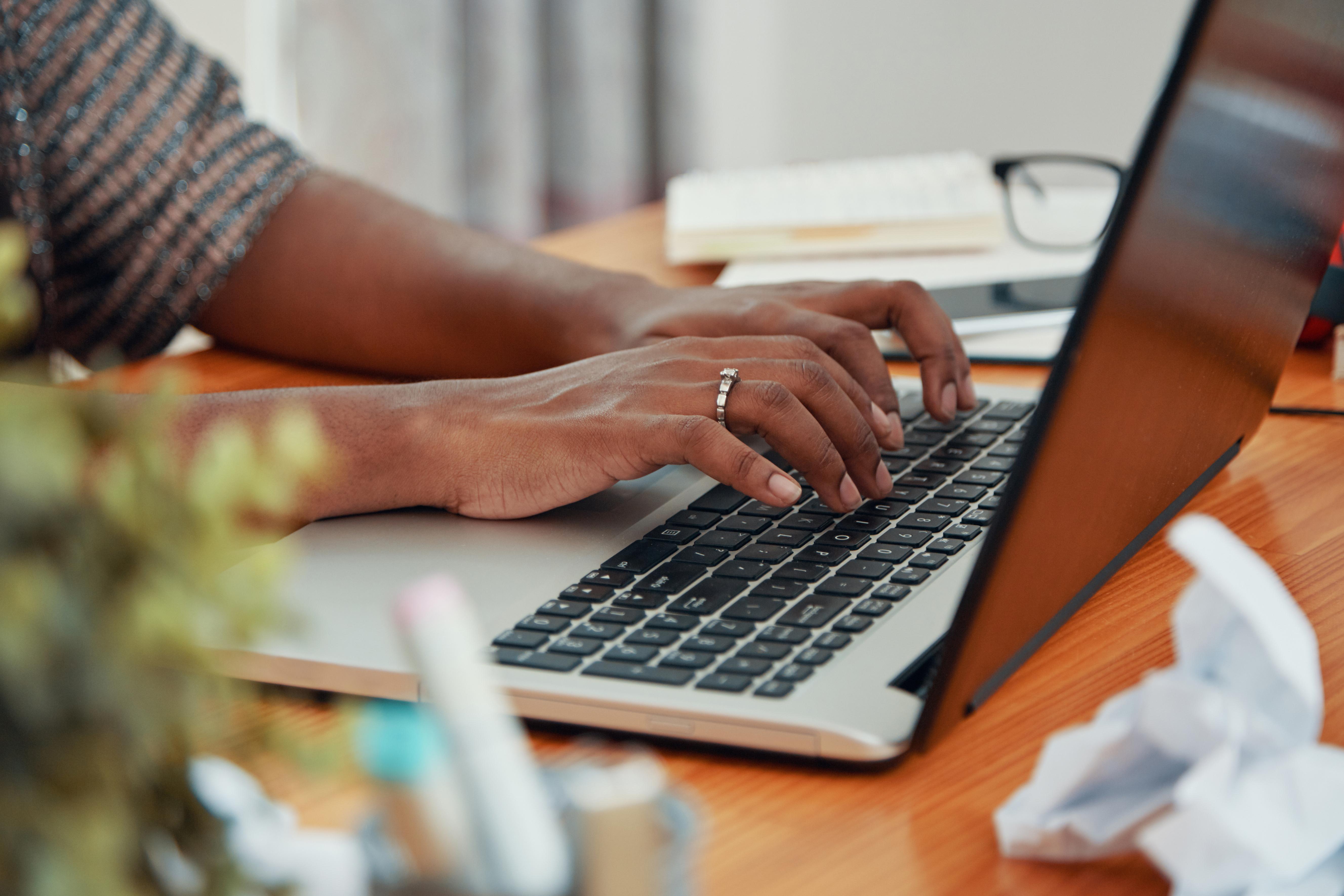 Purpose Calling Work Computer