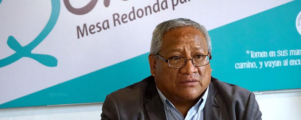 Methodist bishop in Peru supports Venezuelan migrants