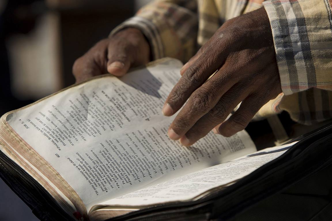 In this episode of Tuesdays at the Table, we talk with Dr. Kabamba Kiboko about how United Methodists read scripture.
