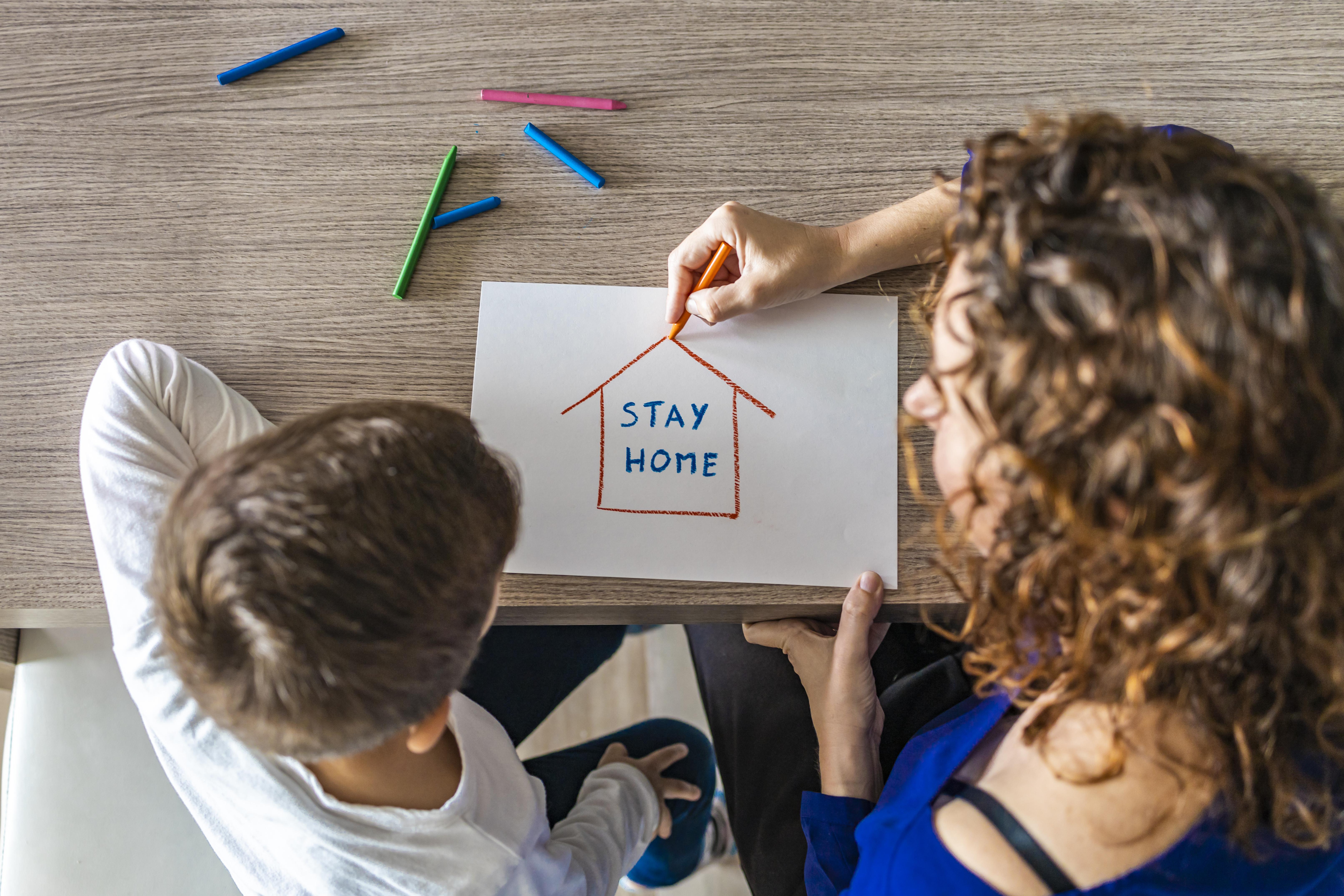Los niños y los consejos sobre el coronavirus
