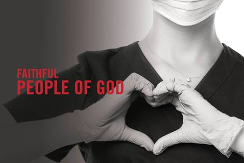 "The ""People of God"" campaign is meant to serve as a reminder of who we know we have been at our best -- the spirit-filled, resilient, missional, connected, faithful, diverse and deeply rooted people of God called The United Methodist Church."