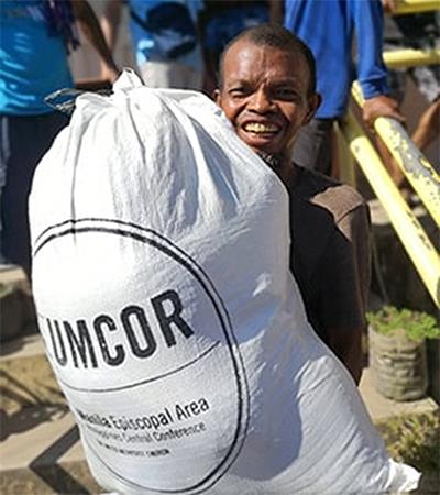 UMCOR aids indigenous earthquake survivors