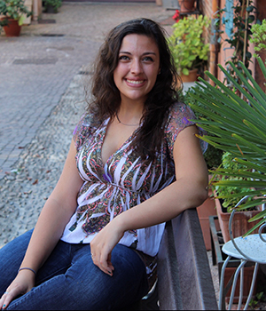 Aspiring physical therapist appreciates church's role in shaping her