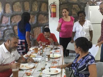 Implementing Class Meetings in Honduras