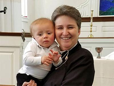 Alumnae Profile: Rev. Leslee Fritz (G-ETS 2019)