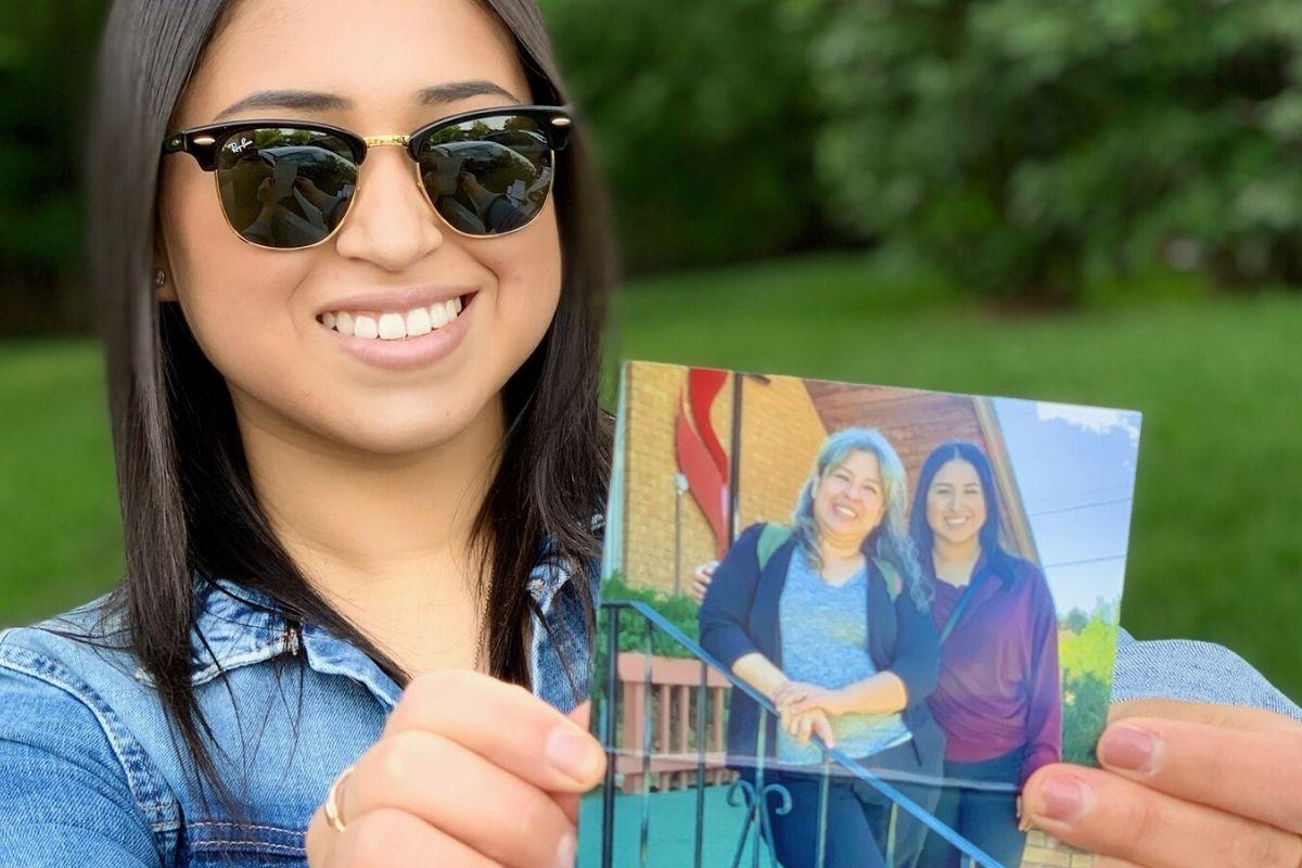 Aileen Jimenez a fait un don à Primera Iglesia Metodista à Nashville, Tennessee, pour honorer sa mère et son amour pour Dieu et l'église. (Photo gracieuseté d'Aileen Jimenez)