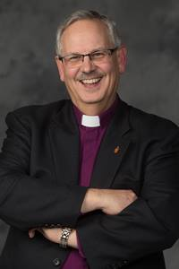 Bishop Bruce R. Ough serves the Dakotas and Minnesota Conferences of The United Methodist Church. Photo by Mike DuBose, United Methodist Communications.