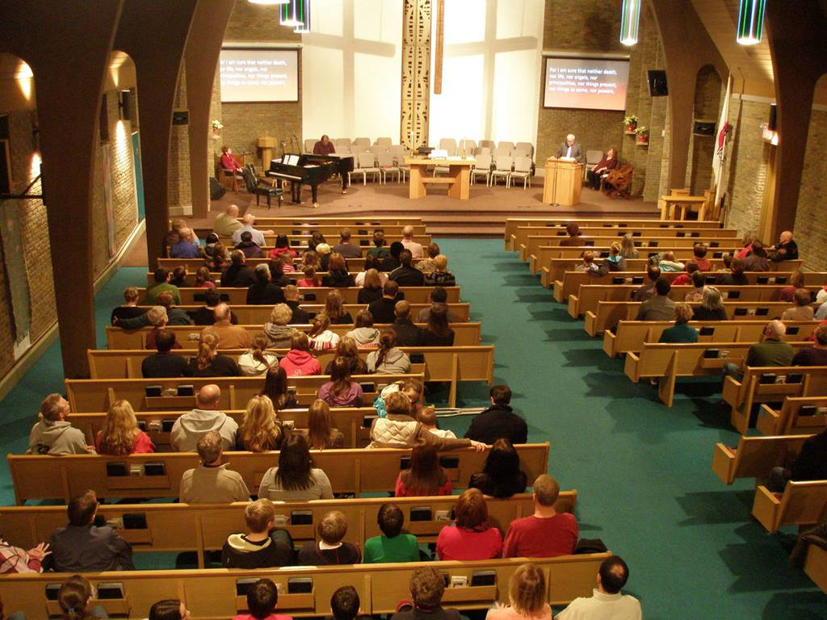 Église méthodiste unie Chardon