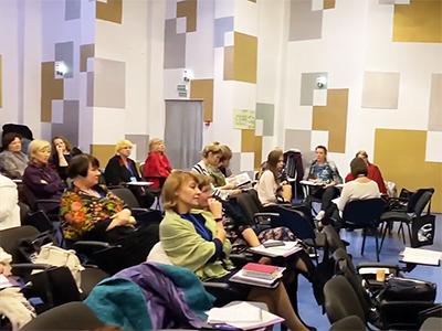 Eurasian retreat focuses on women's call