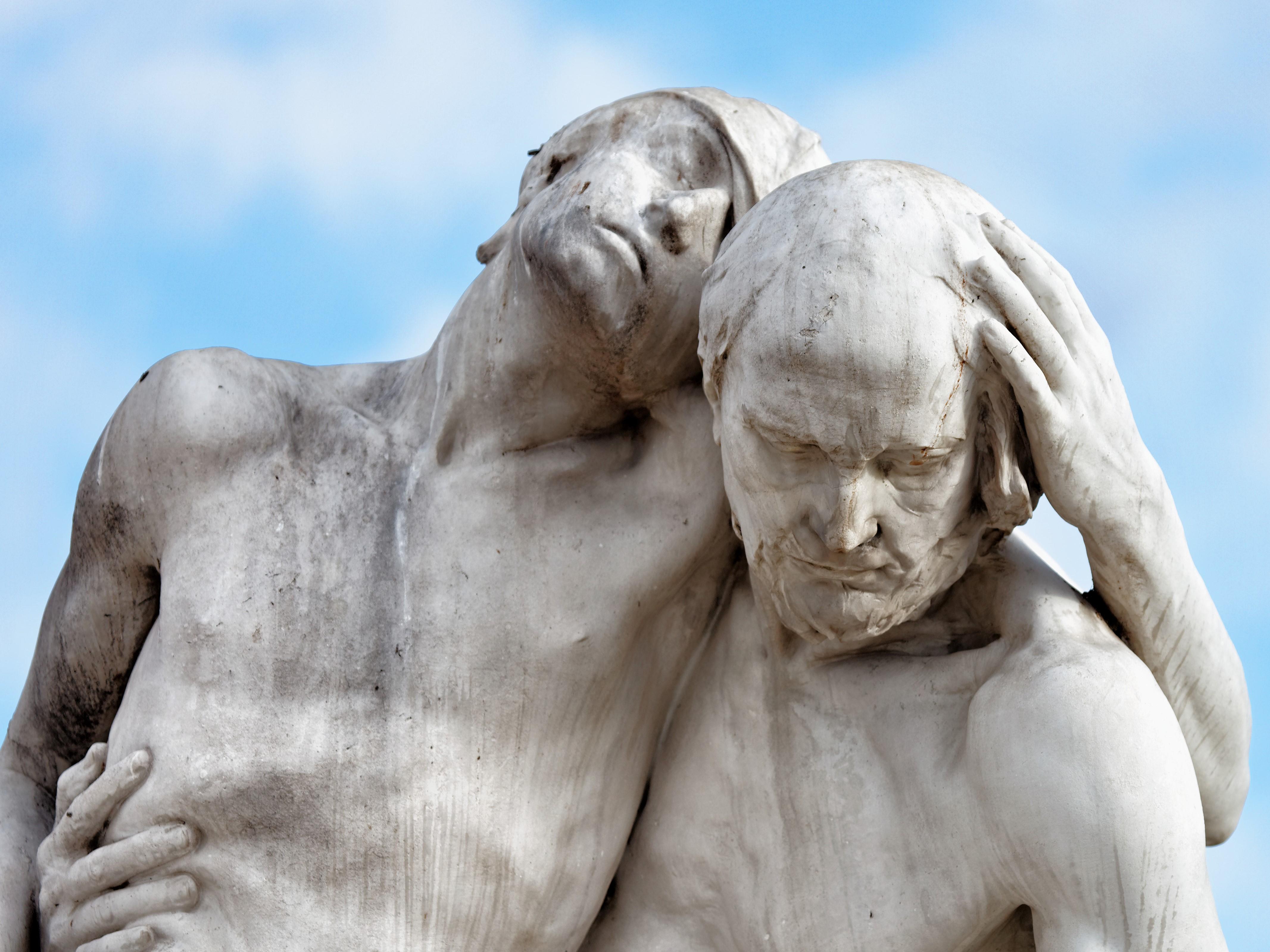 """L'histoire de Jésus du bon Samaritain pose la question: """"Qui est ton prochain?"""""""