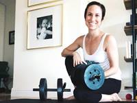 Fitness coach and pastor Erin Roesch