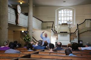 John Wesley a développé le modèle des sociétés, des classes et des bandes pour les habitants de Bristol, et l'a rapidement utilisé dans d'autres endroits également. Photo de Kathleen Barry, United Methodist Communications.