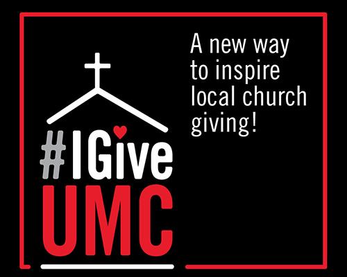 Nous vous invitons à vous joindre à nous dans les célébrations #IGiveUMC programmées tout au long de l'année, une campagne de dons pour votre église locale. La priorité actuelle des dons est destinée aux enseignants et aux éducateurs. Si vous avez été inspiré par un enseignant ou un éducateur dans votre vie, vous pouvez envisager d'exprimer votre appréciation en faisant un don à une Église Méthodiste Unie locale en son honneur. Tous les dollars #IGiveUMC collectés resteront dans l'église pour les aider à pourvoir à leurs ministères.