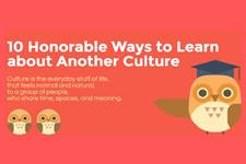 10 honorable ways to learn about another culture