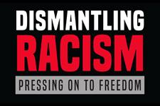 United Methodists stand against racism. Image by United Methodist Communications.