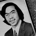Vincent Chin, a 27-year-old Chinese American man from Detroit, who—after attending his bachelor party—was bludgeoned to death in 1982, by two white, unemployed autoworkers, a father and son, who blamed Asian companies like Toyota for the loss of their jobs. (Photo courtesy of the Associated Press)