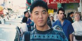 Yoshihiro Hattori, a 16-year-old Japanese exchange student on his way to a Halloween party in 1992, approached the wrong house, and was shot and killed by the white man inside, who then slammed the door. (Photo courtesy of the BBC)