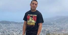 Sean Monterrosa, a Latino man 22 years old, shot and killed June 2, 2020, by police in Vallejo, Calif., although he was unarmed, on his knees, and holding up his hands. The officers say they mistook a hammer in Sean's pocket for a gun. Photo via gofundme.com)
