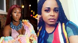 """Dominique """"Rem'mie"""" Fells of Pennsylvania and Riah Milton of Ohio, both African-American transgender women murdered on the same day, June 9, 2020. (Photos from Twitter)"""