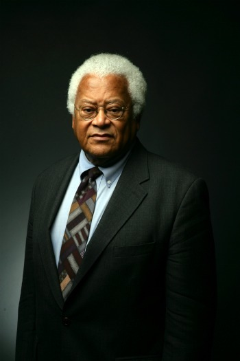 The Rev. James Lawson is a participant in our August 19, 2020, Dismantling Racism Town Hall.