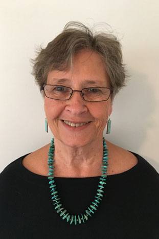 Sue Thrasher is a participant in our August 19, 2020, Dismantling Racism Town Hall.