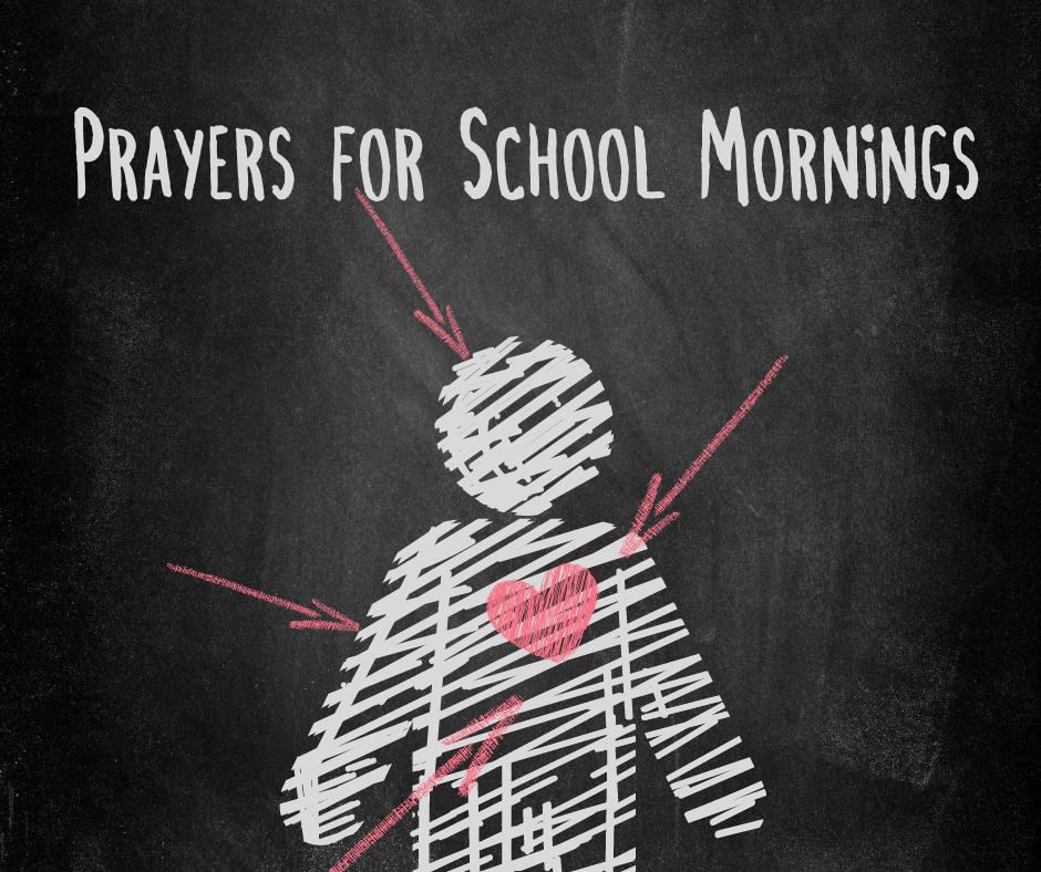 A guide for school morning prayer