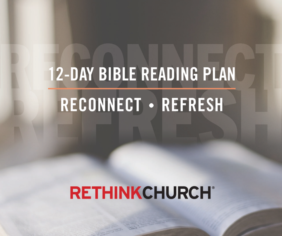 Daily plan to reconnect and refresh