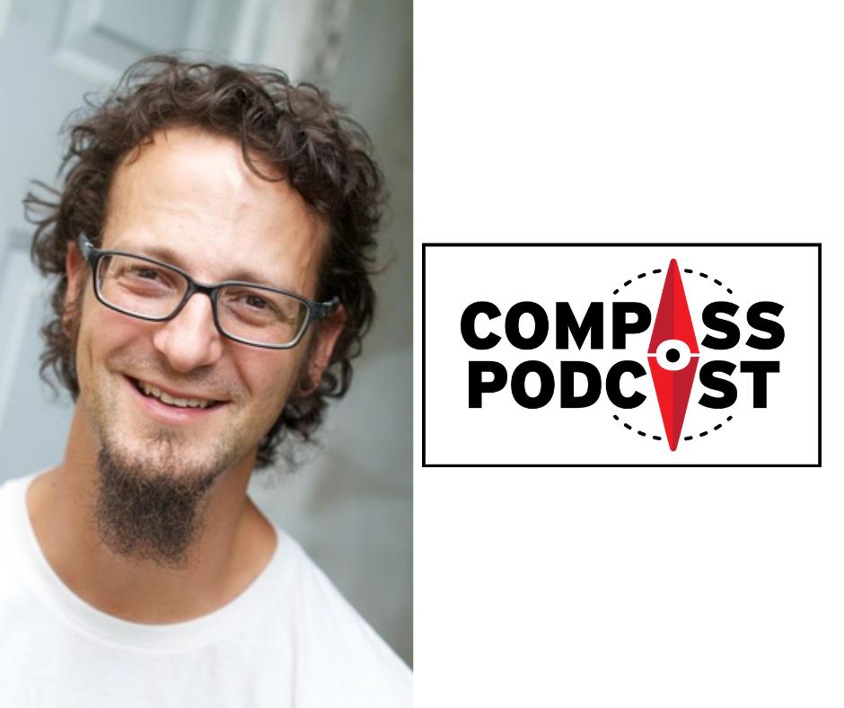 Shane Claiborne on Compass Podcast episode 45