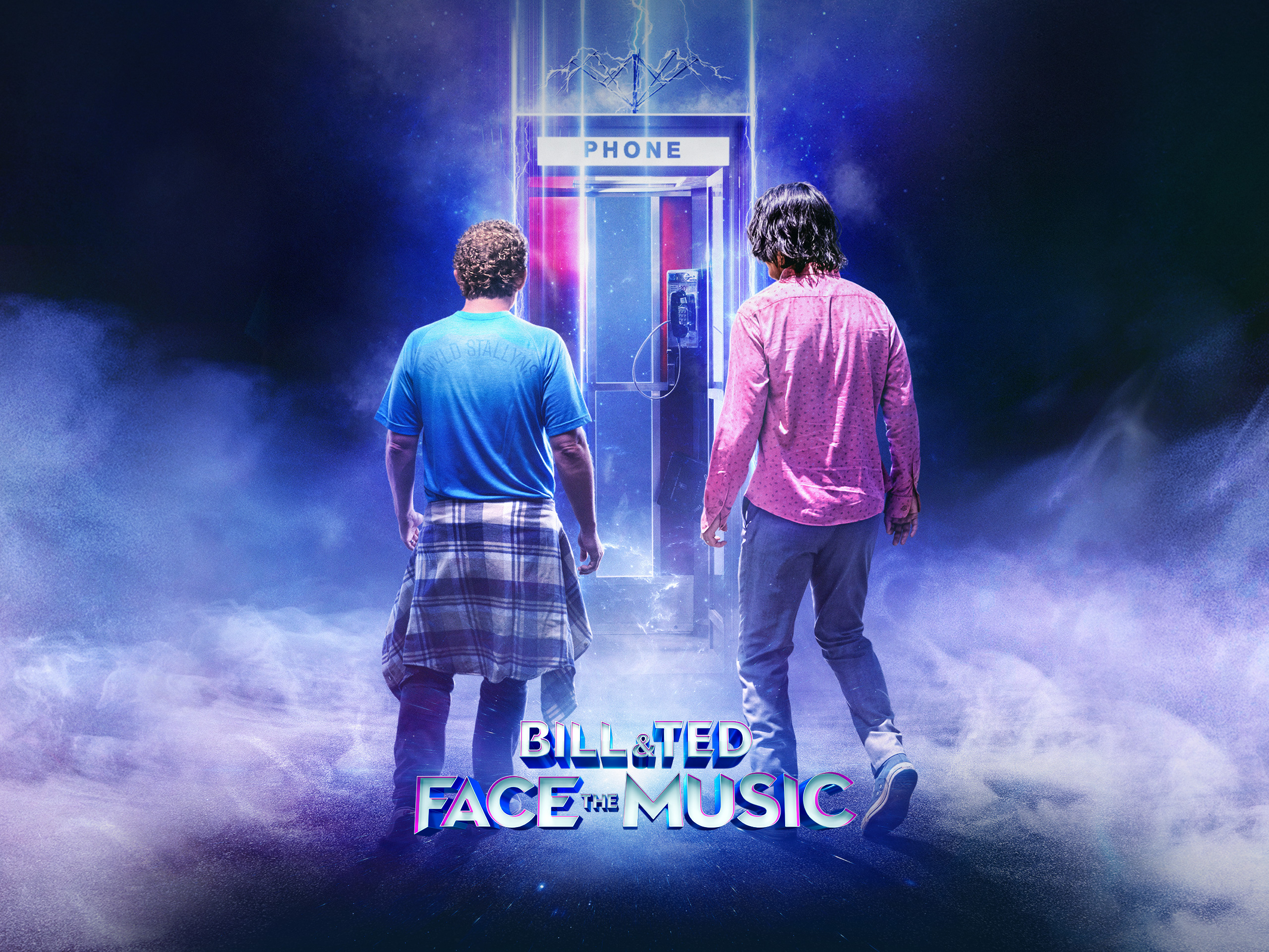Bill and Ted return for another adventure through time and space.