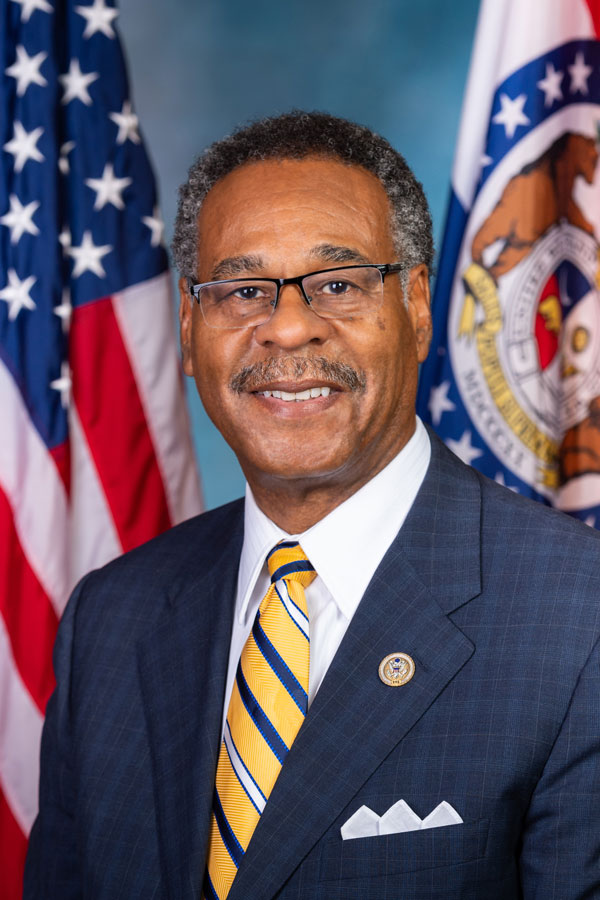 The Rev. Emmanuel Cleaver is a U.S. Congressman representing the Fifth District of Missouri in the U.S. House of Representatives, and Senior Pastor at St. James United Methodist Church in Kansas City.