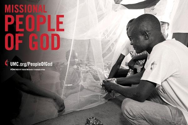 United Methodists are missional people of God.