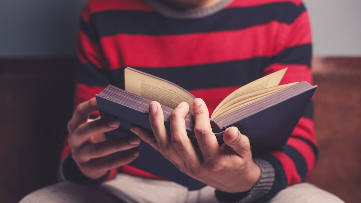 Searching the Bible can lighten our mental outlook