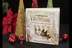 """Heart and Home for Christmas"" by Victoria Duerstock. Styling and photo by Kathleen Barry, United Methodist Communications."