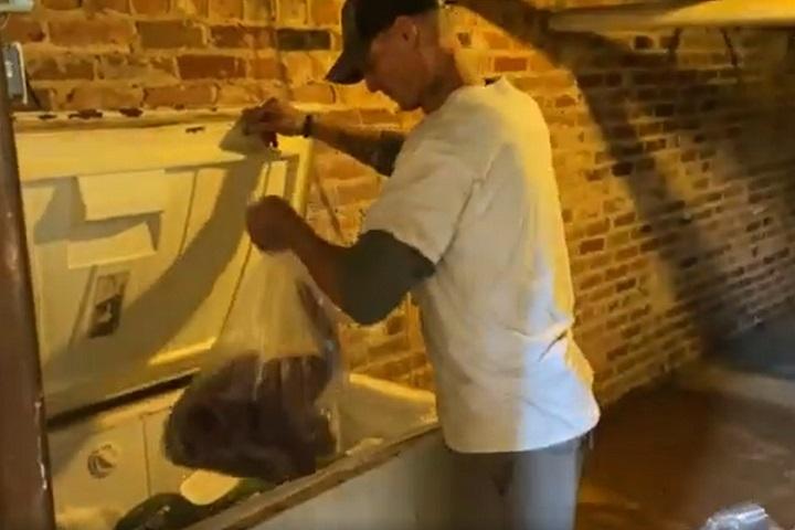 Hunters Drop of Venison at a North Carolina nonprofit