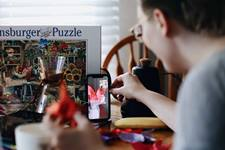 Thanksgiving 2020 may require we engage in nontraditional activities, due to Covid-19, including virtual gatherings and creative pastimes, such as puzzles and games. Photo by Tabitha Turner by Unsplash.