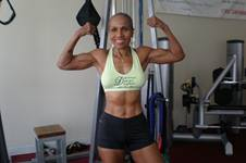 United Methodist Ernestine Shepherd, an 84-year-old world champion body builder who has appeared in a Beyoncé video, found her joy restored while struggling with anxiety and depression. Photo courtesy of Yohnnie Shambourger.