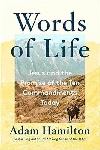 """Words of Life"" by Adam Hamilton"