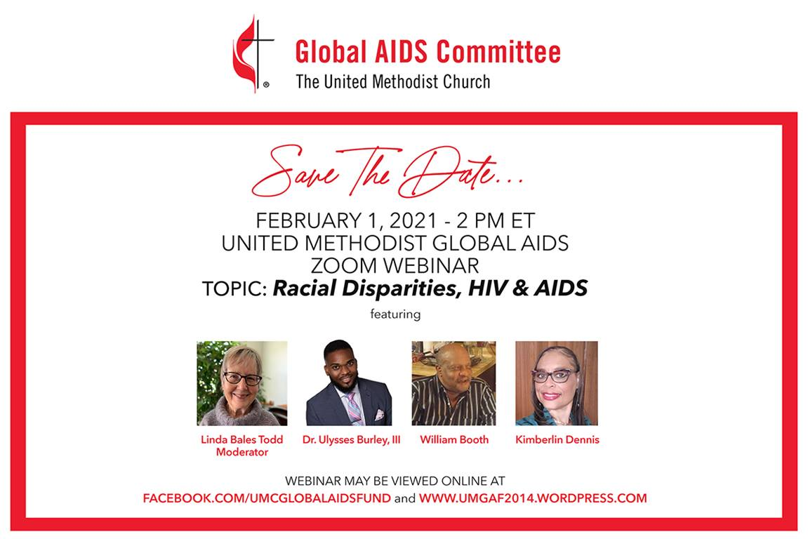 February AIDS Webinar Focuses on Racial Disparities