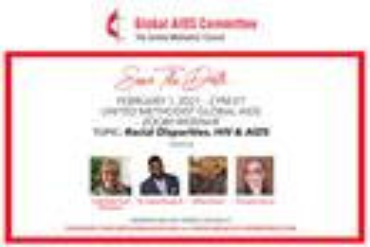 February AIDS Webinar Focuses on Racial Disparities