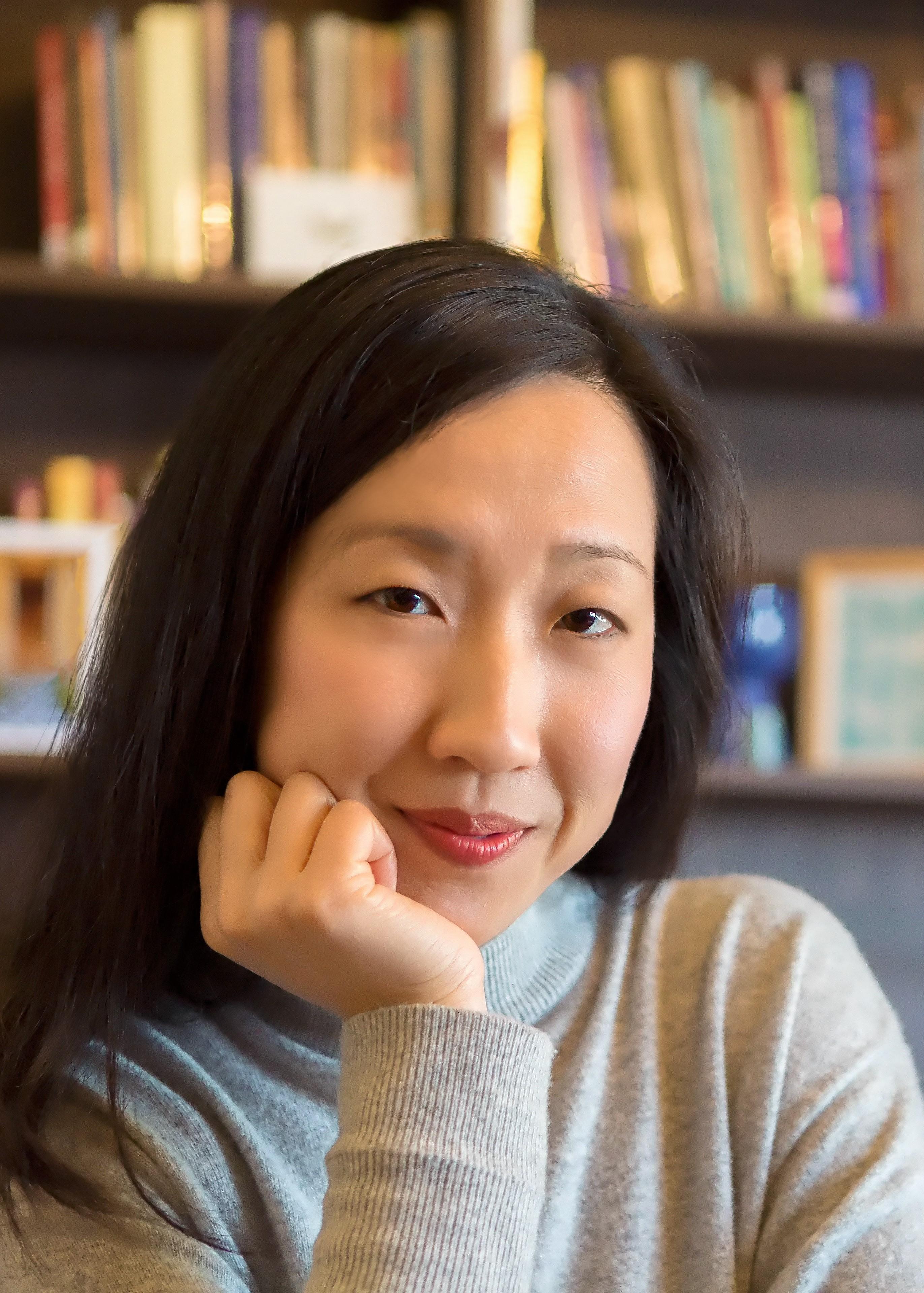 Writer and pastor Lydia Sohn