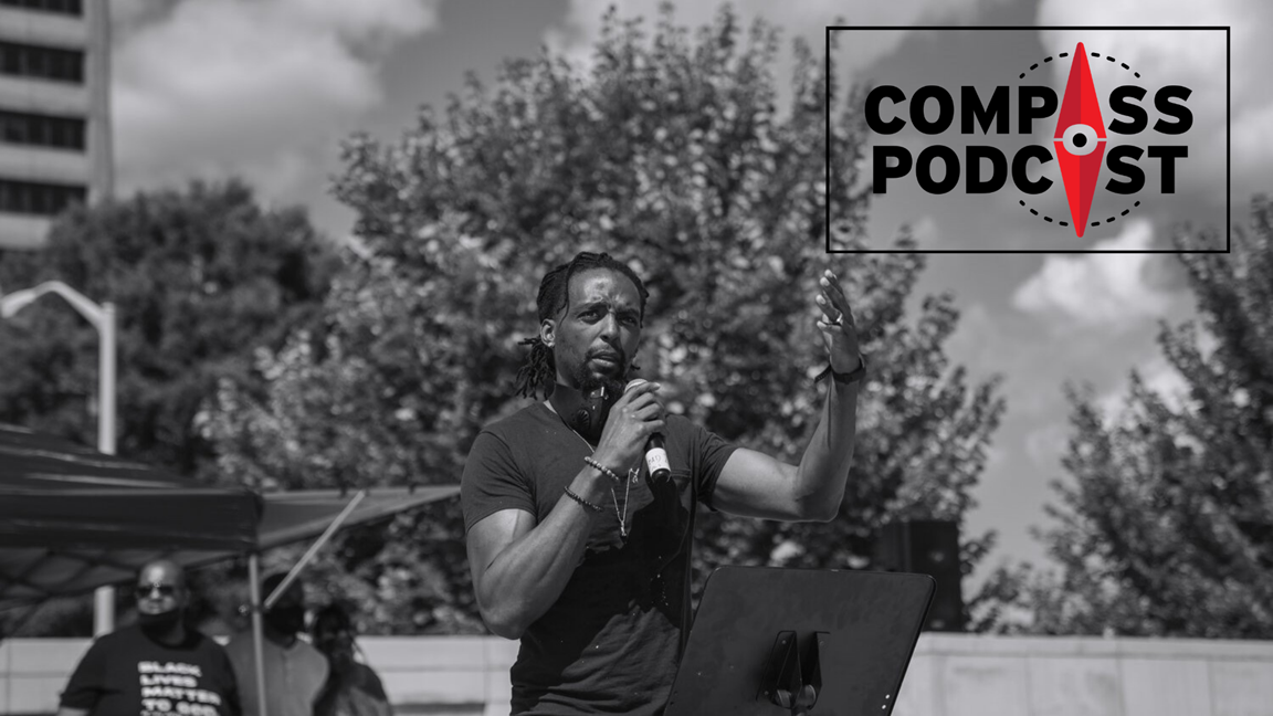 AD Thomason spoke about spiritual freedom on the Compass Podcast