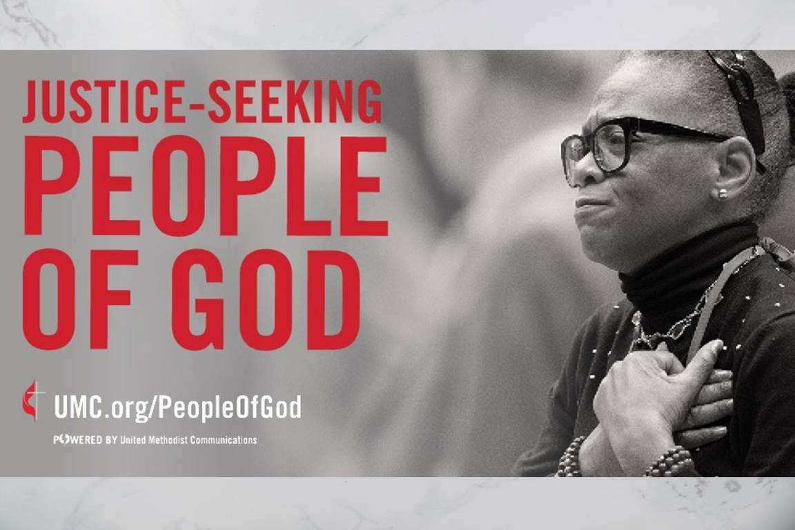 United Methodists are justice-seeking people of God.