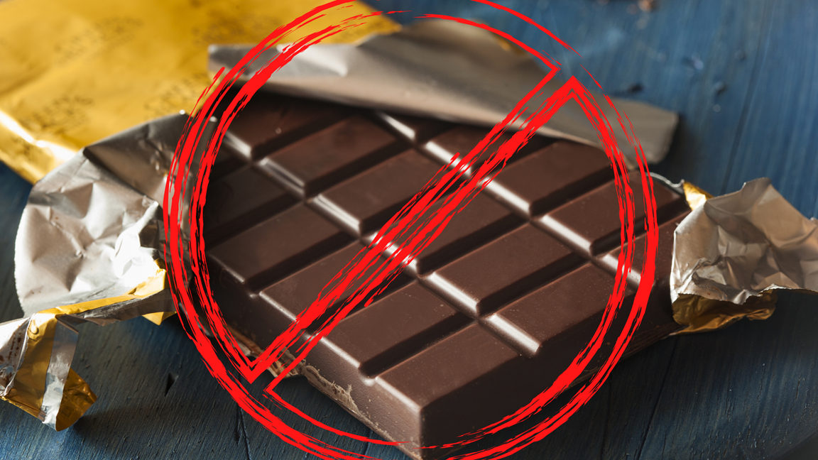 Some people give up chocolate for Lent. Why?