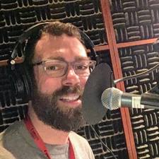 Ryan Dunn, co-host and producer of the Compass Podcast
