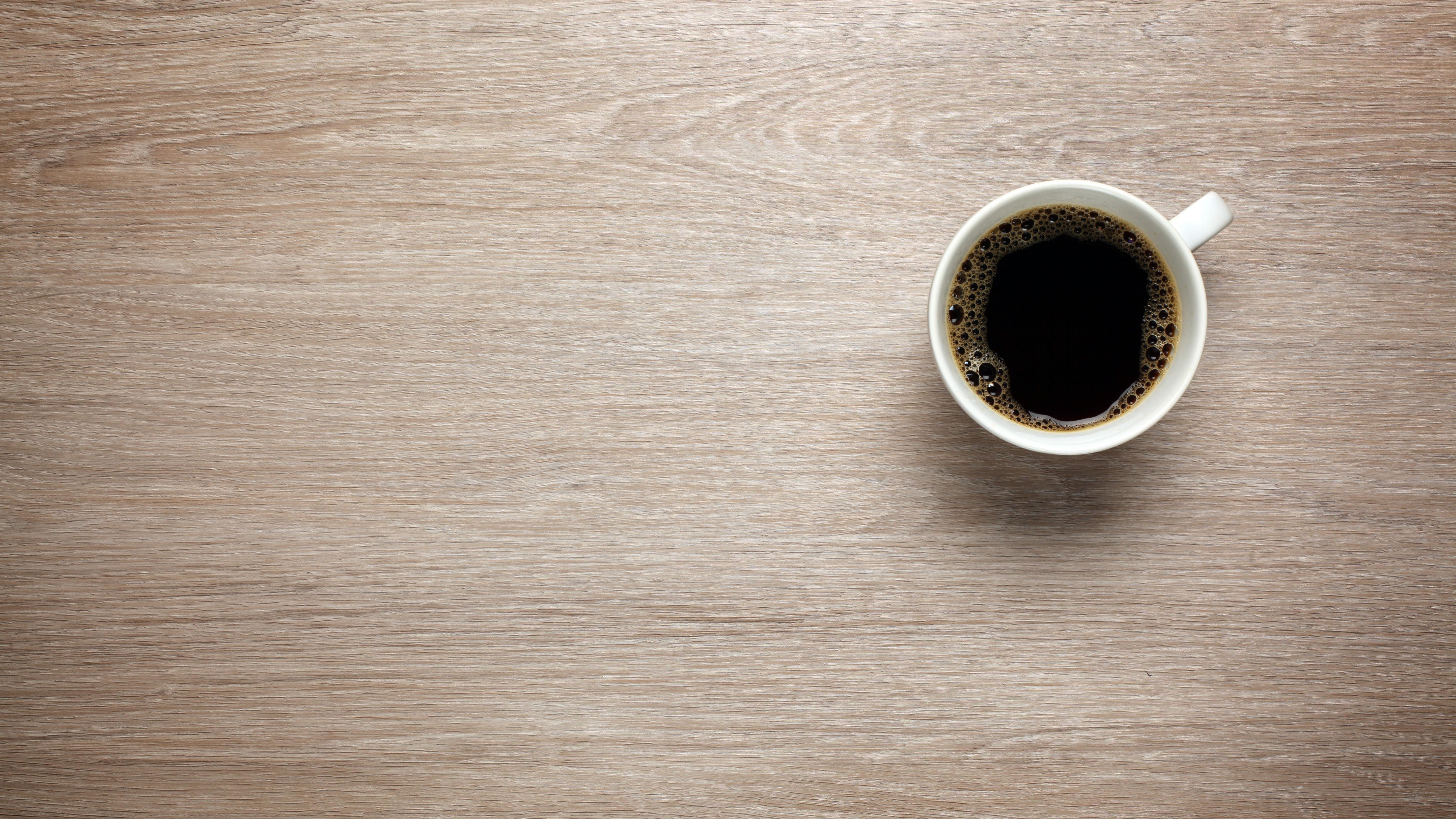 Uma xícara de café pode proporcionar um momento de Deus