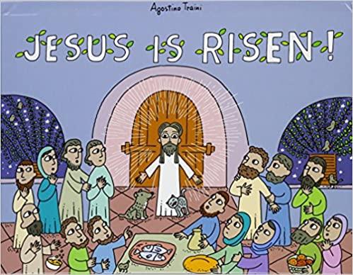 """Jesus is Risen"" by Agostino Traini"