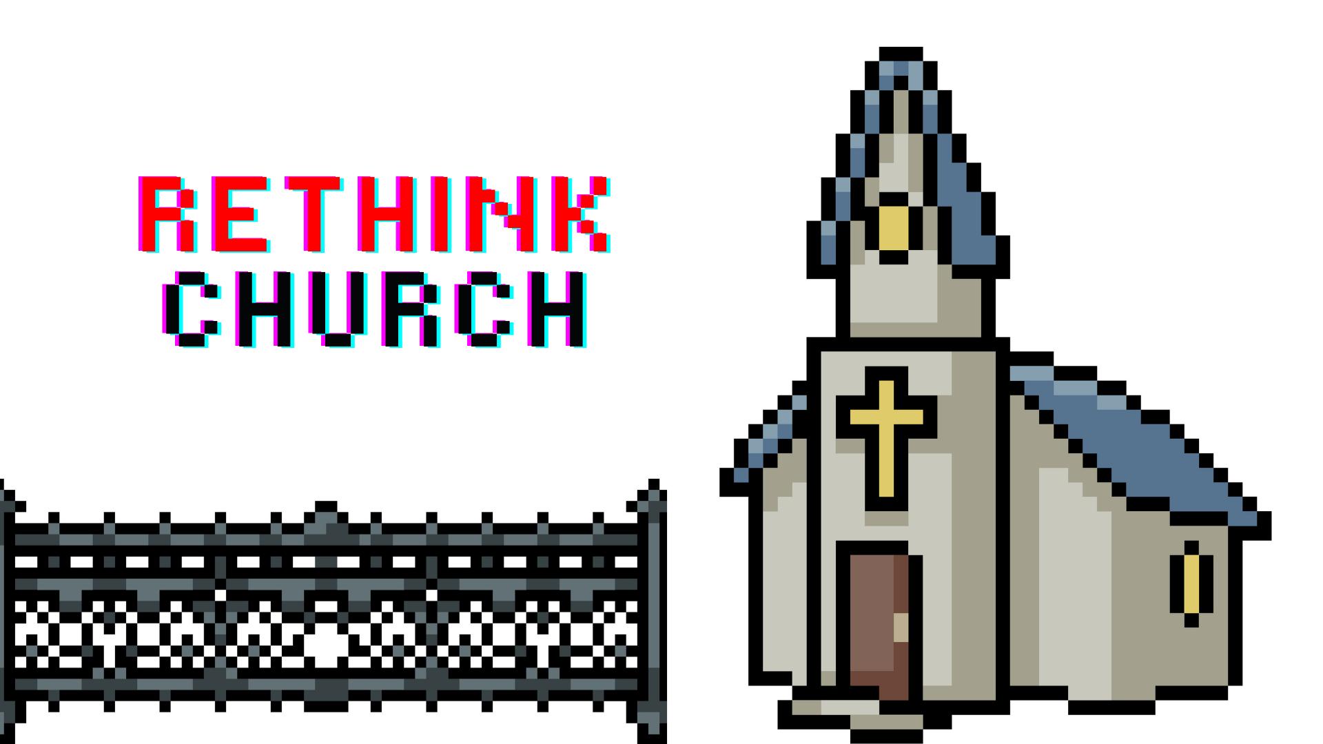 당신의 머릿 속에 교회는 어떤 모습을 띄고 있는가?