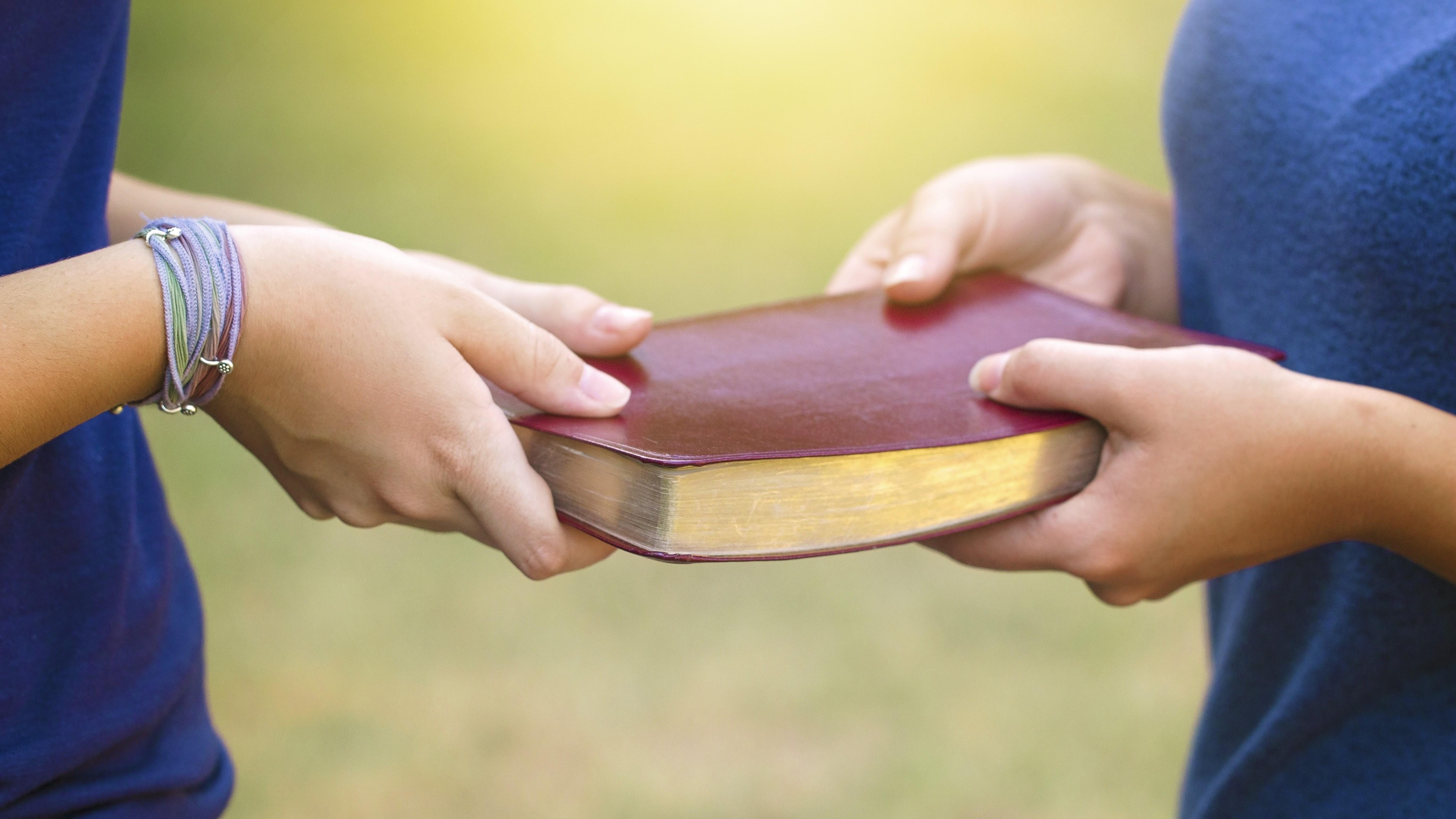 우리는 어떻게 믿음을 증거하고 있는가?