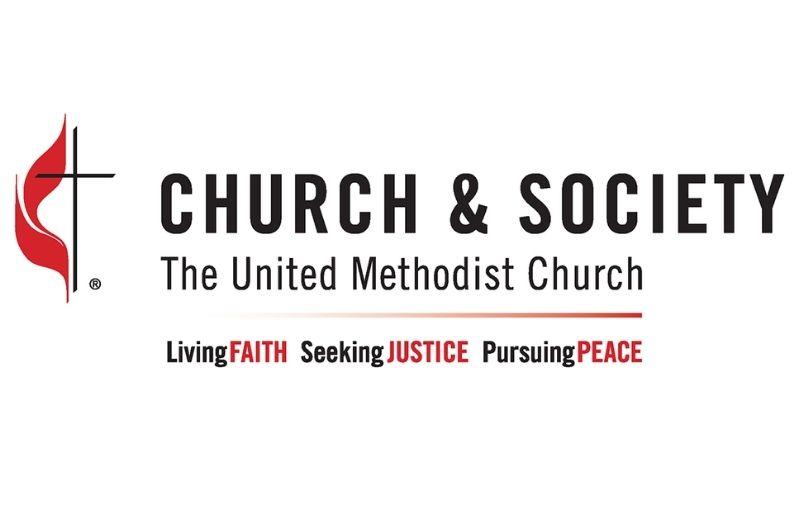 General Board of Church & Society of The United Methodist Church logo 800x530