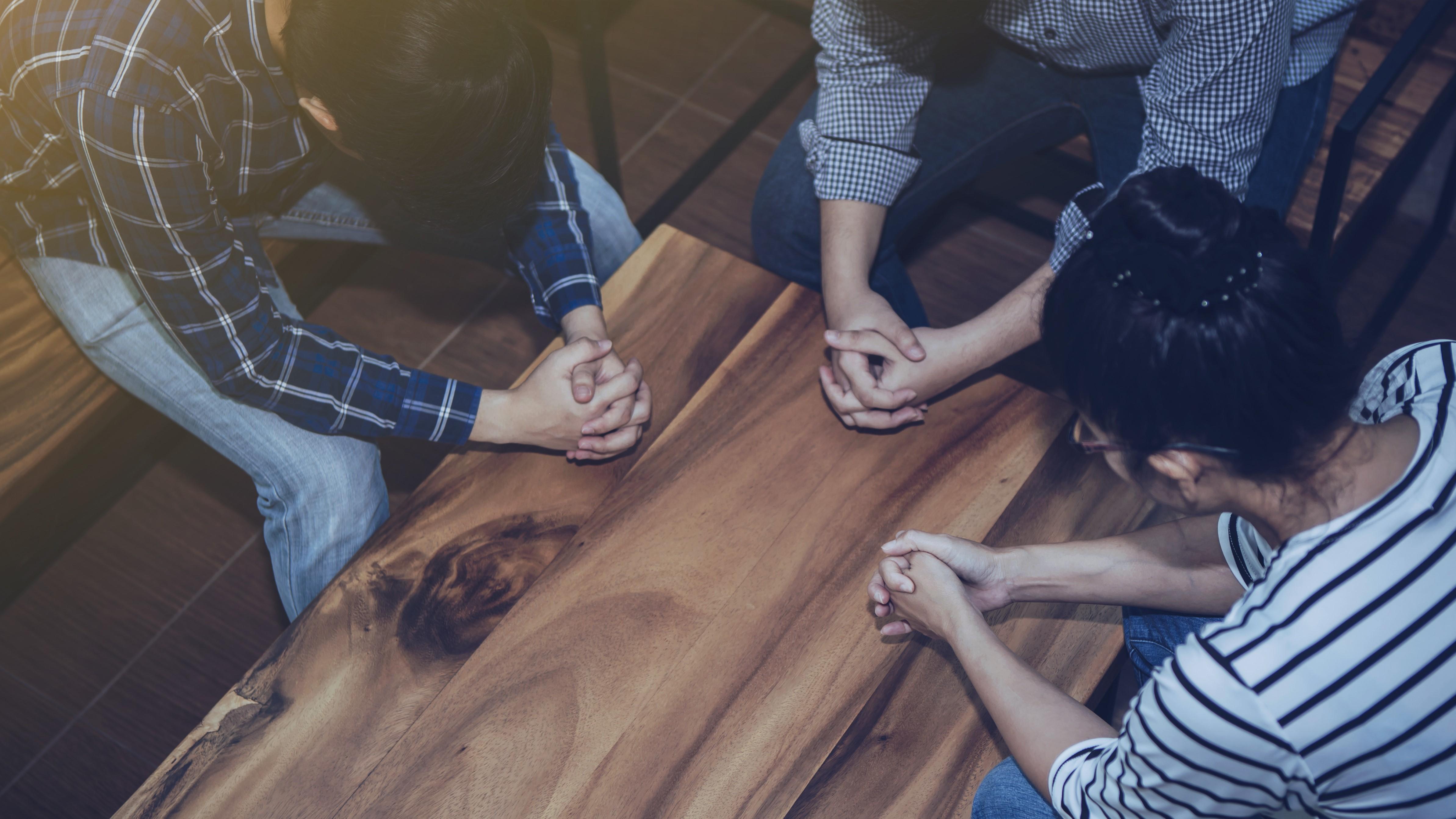 A Igreja fornece nossa conexão para experimentar e dar amor
